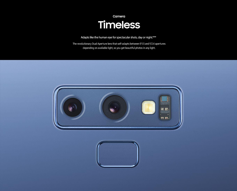 Timeless camera