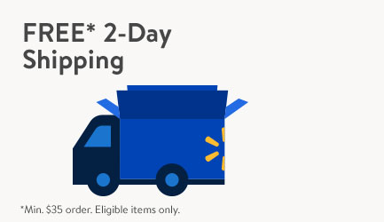 Get FREE 2-Day Shipping