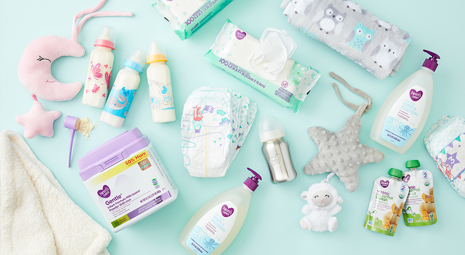 Parent's Choice. Check out our exclusive baby brand of quality products loved by families everywhere.