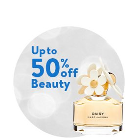 Up to 50% off Beauty: Beauty Deals