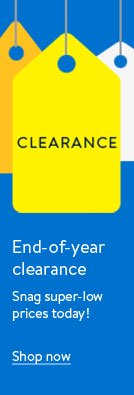 End-of-year clearance. Snag super-low prices today! Shop now.