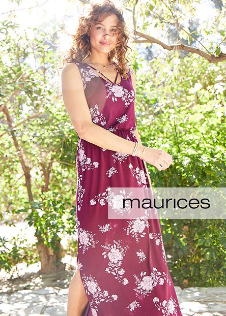 Maurices. Chic women's fashion in sizes 0-24.