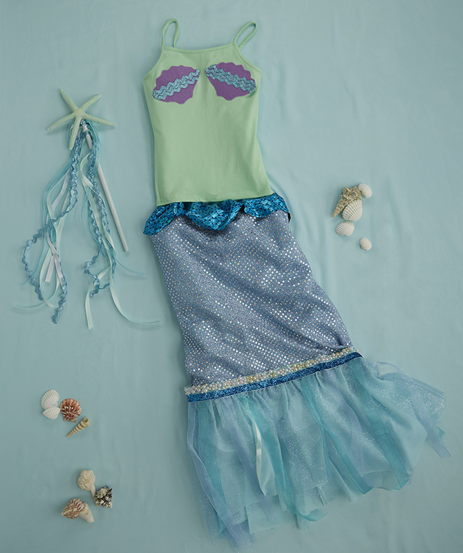 4 homemade diy kids halloween costume ideas walmart homemade mermaid costume solutioingenieria Image collections