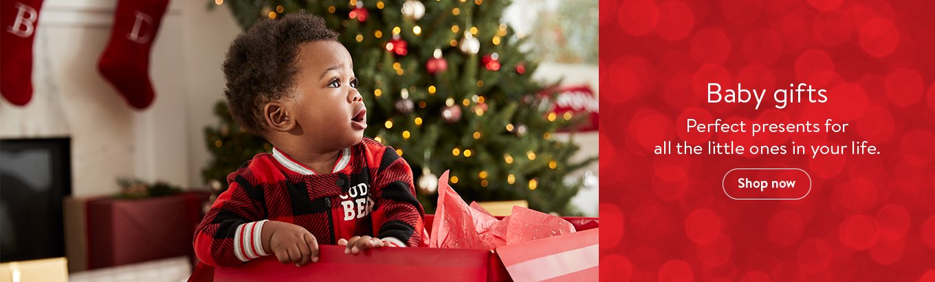 Baby gifts Get perfect presents for all the little ones in your life. Shop now