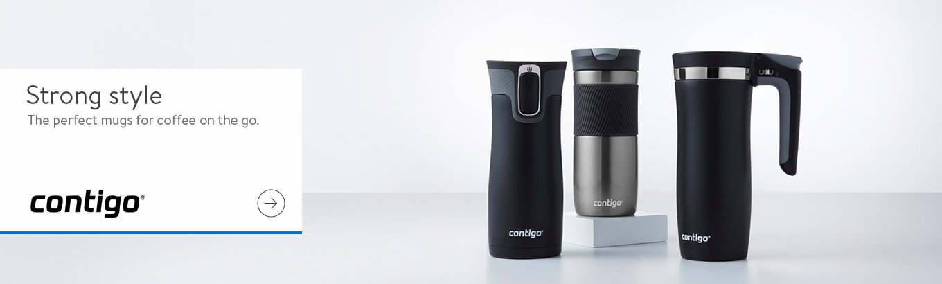 Shop Contigo travel mugs