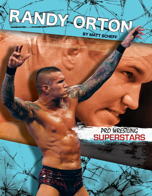 12 X 8 Pulgadas-Calidad Premium Randy Orton Foto Impresión Póster firmado pre