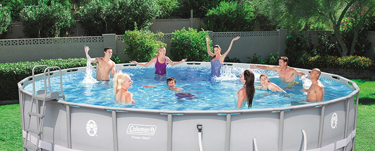 Frame Swimming Pools Walmart Com