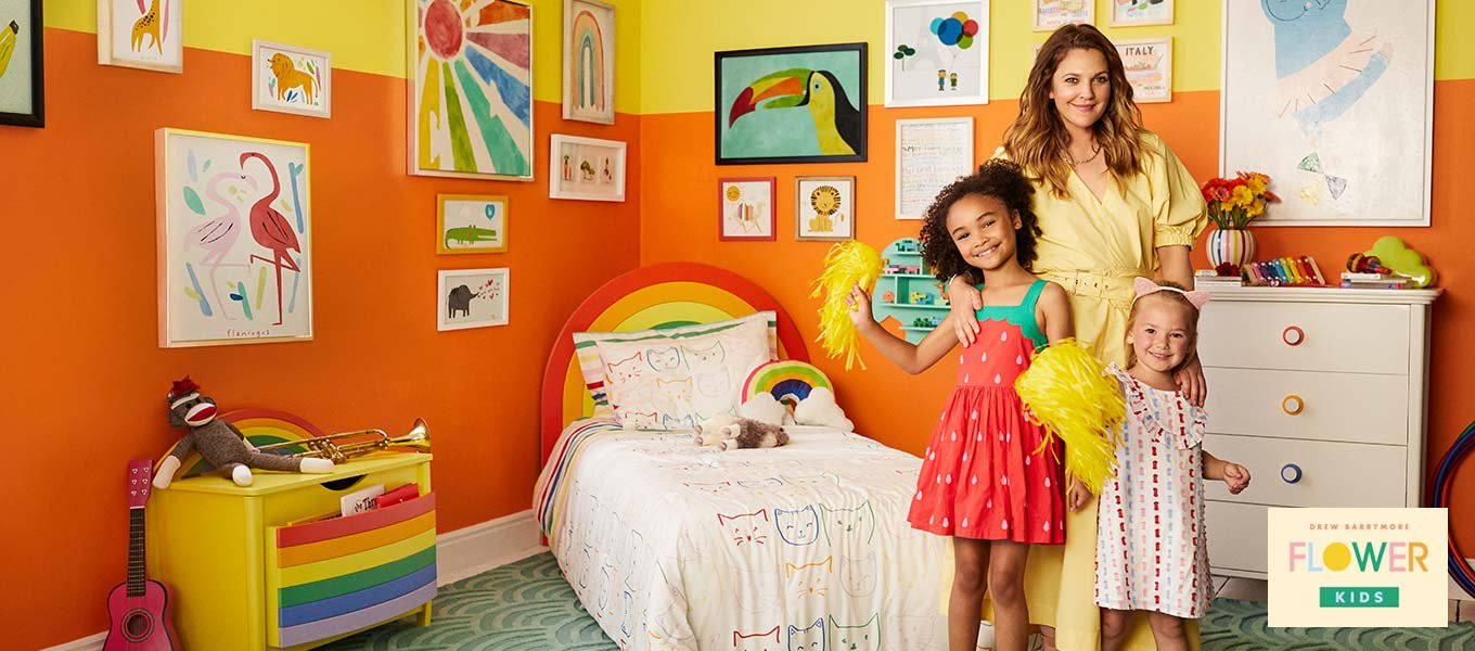 Drew Barrymore Flower Kids - Walmart.com