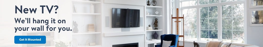 Shelf Header: TV Mounts_ Get It Mounted_ Campaign [Browse] 9.18.17