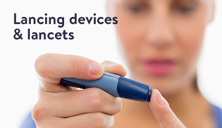 Lancets & Lancing Devices