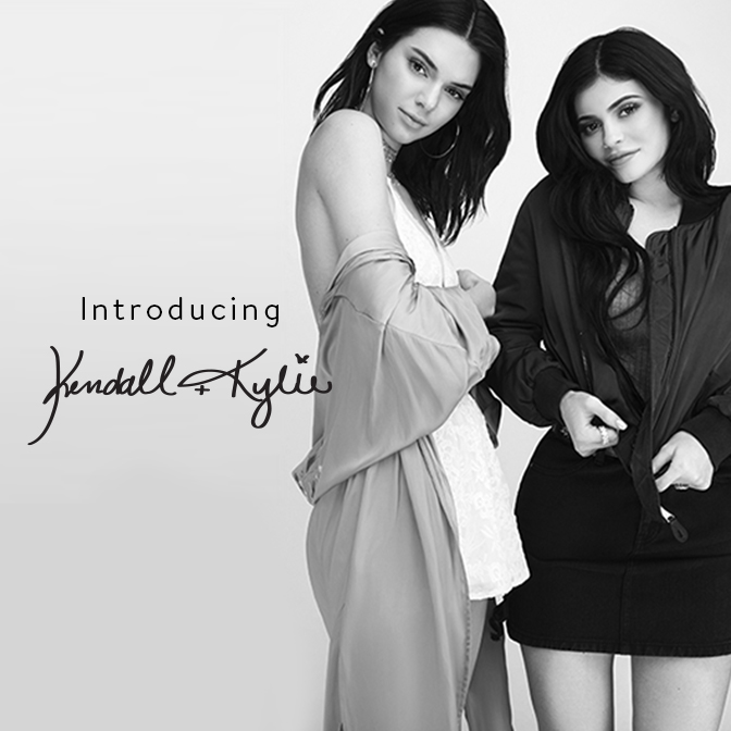 Introducing Kendall + Kylie