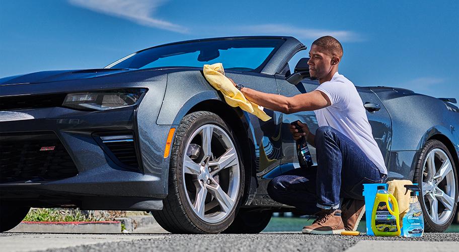 Auto Detailing Car Care