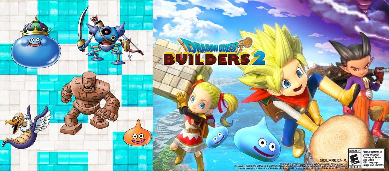 5dd6fff56ff2a Dragon Quest Builders 2. Gather, craft, and build a realm to defend.