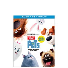 Shop Secret Life of Pets Movies
