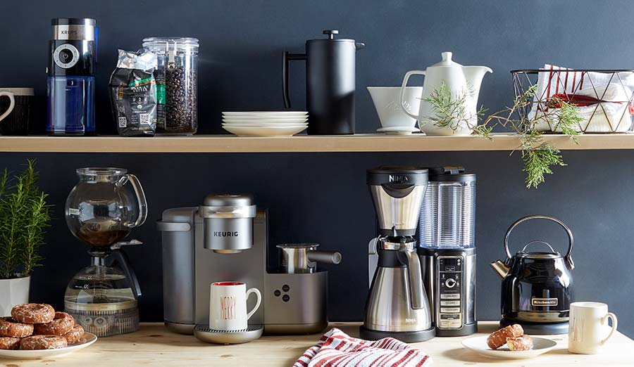 Beans & machines: a guide to choosing coffee makers