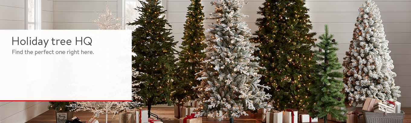 Black Friday Artificial Christmas Tree Deals 2020   Walmart.com