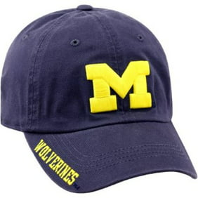 the latest b952e 50d32 Michigan Wolverines Hats