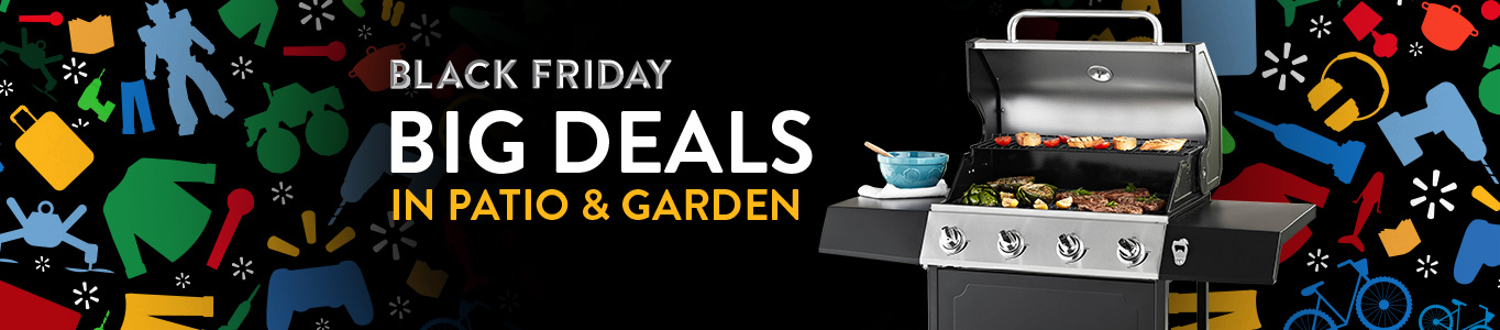 Black Friday deals in gardening and lawn