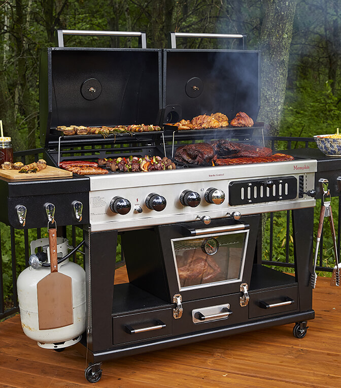 Be a BBQ pro with Pit Boss.