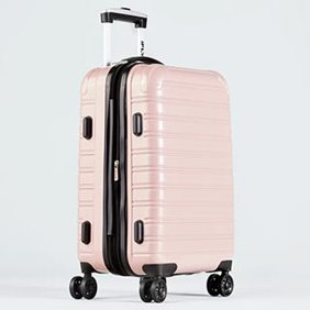 New arrivals and savings. New luggage arrivals.