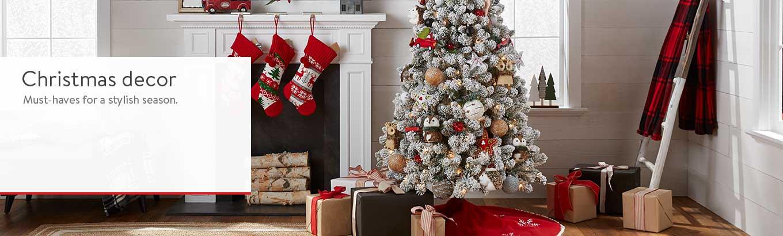 Cc Christmas Decor Christmas Tree Skirts Walmart Com