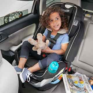 Car Seat Sun Light Shade Baby Toddler Infant Child Chair Cover Protector W