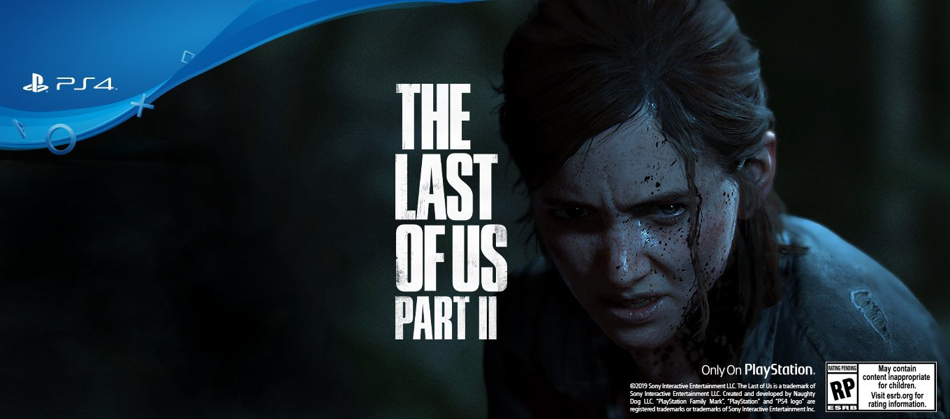 The Last of Us Part II. Available 02.21.20