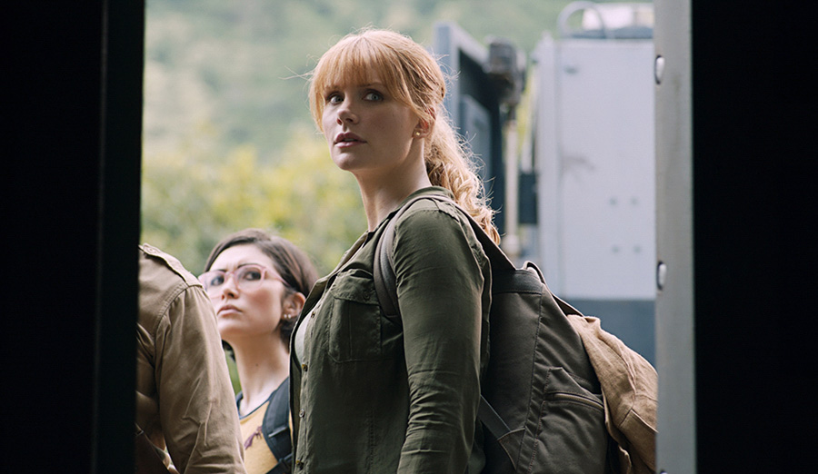 Exclusive Interview With Bryce Dallas Howard―Jurassic World: Fallen Kingdom