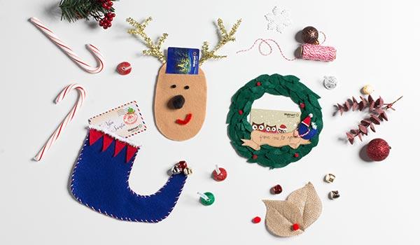 A Christmas Trio Of Gift Card Holder Ideas Walmart Com