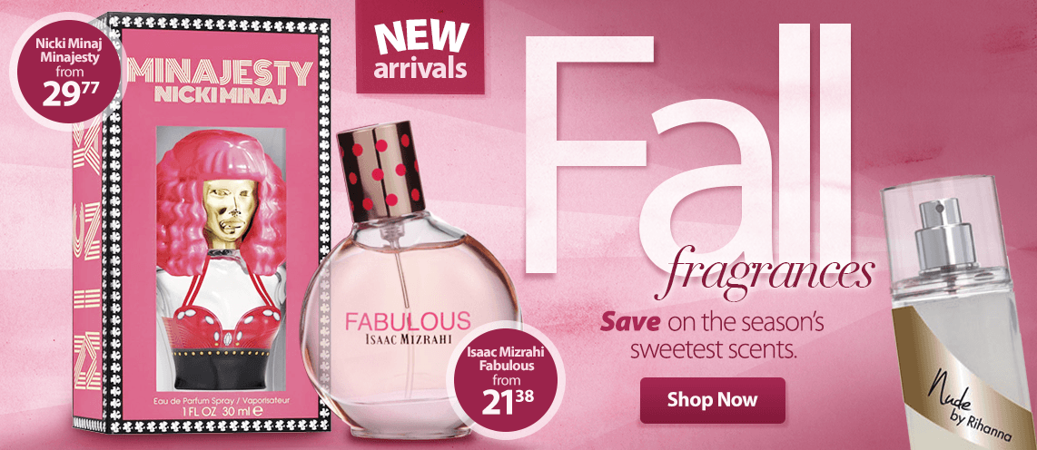 Fall New Scents