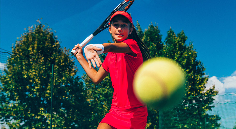 Get them ready for summer camp with the latest & greatest in tennis equipment & apparel. We're serving up winning prices, so get on the ball & start saving!