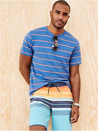 c1759881aee Top men s trends  Bold stripes.