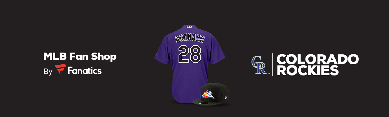 e9be2a8964e Colorado Rockies Team Shop - Walmart.com