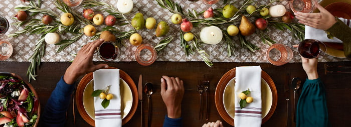 Bring joy to the table