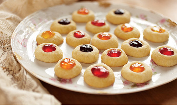 Jewel Box Cookies