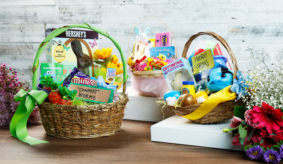 Build the Perfect Easter Basket