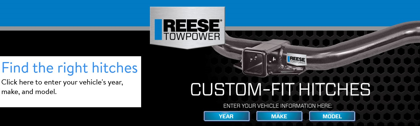 custom-fit hitches  click here to enter your vehicle information and