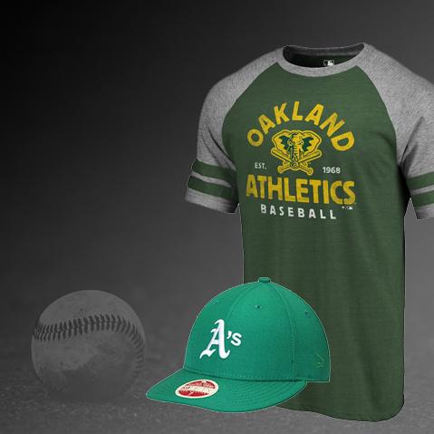 1c5a316fac5cb Oakland Athletics Team Shop - Walmart.com