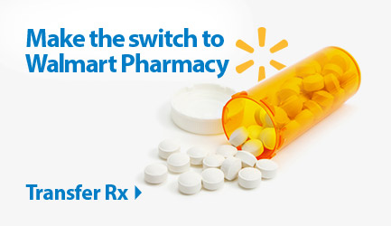 New pharmacy customers refills walmart make the switch to walmart pharmacy click transfer rx fandeluxe Choice Image