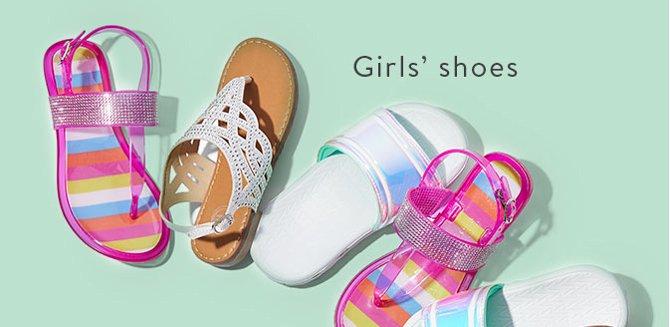 f9c81d8de8a Perfect pairs  Girls  shoes.