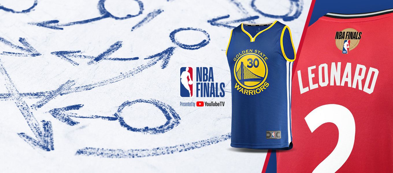 76e7f9966 Shop 2019 NBA Finals gear for the Golden State Warriors or the Toronto  Raptors