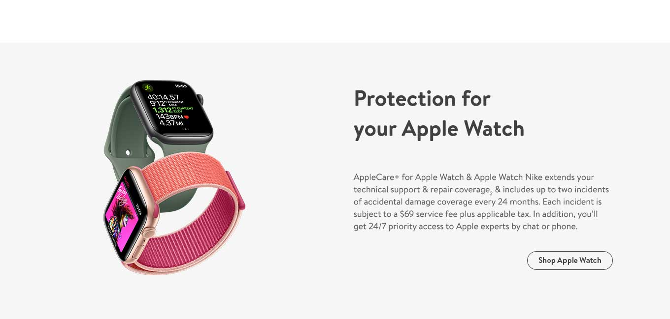 Protection for your Apple Watch