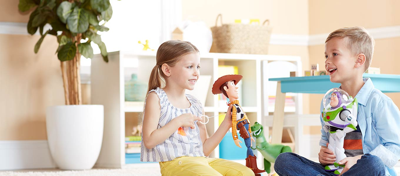85ff3428a Come Play! Shop Walmart exclusive Toy Story 4 toys.