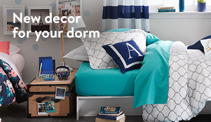 New Decor For Your Dorm