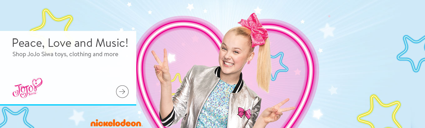 Shop Jojo Siwa toys, clothing and more