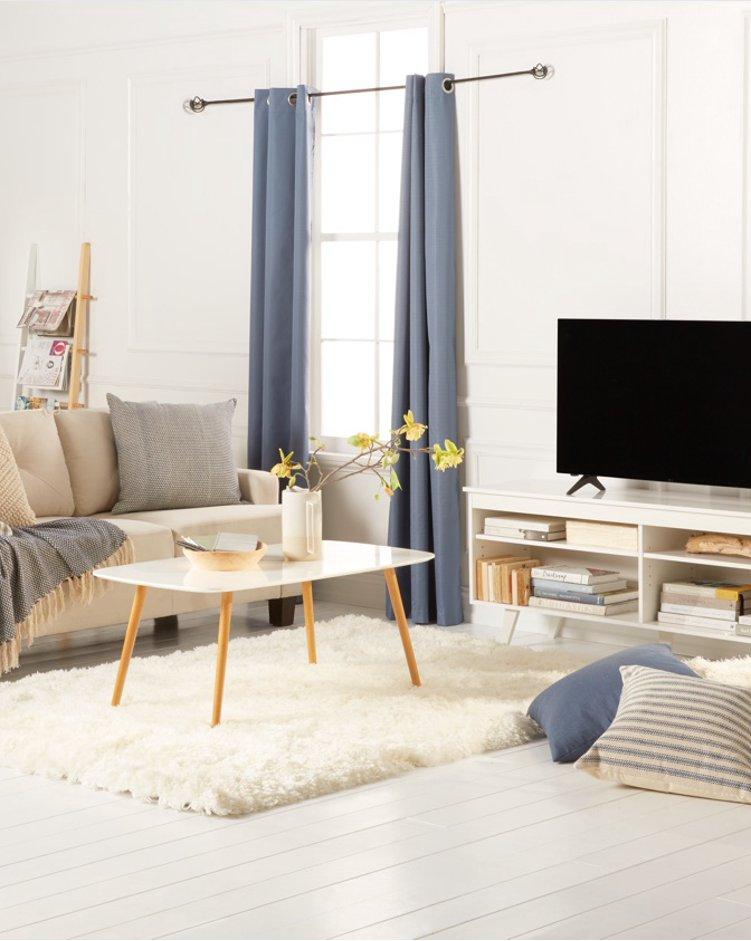 Scandinavian Living Room: Warm Up Your Scandinavian Style Living Room