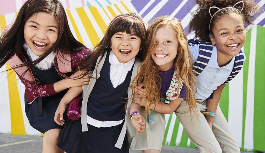6 Ways to Style School Uniforms