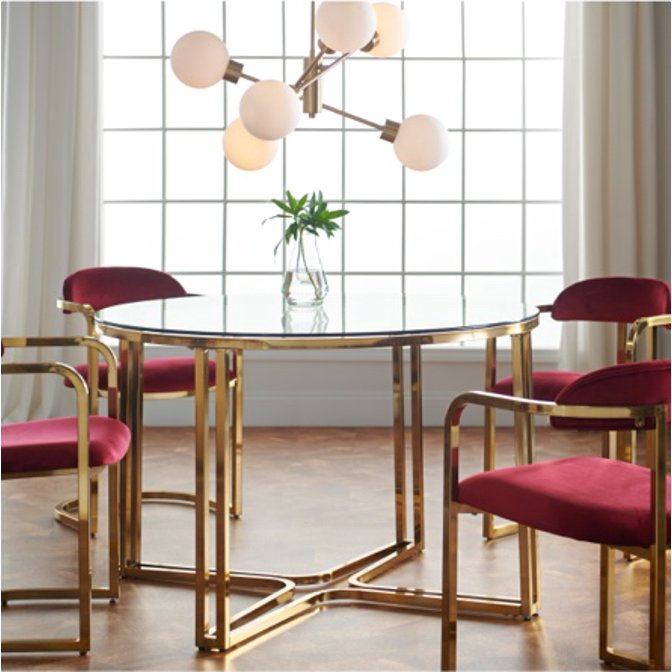 Strange Master Modrn Retro Glam Design Walmart Com Dailytribune Chair Design For Home Dailytribuneorg