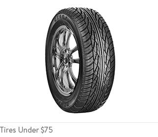 Shop Tires Under $75