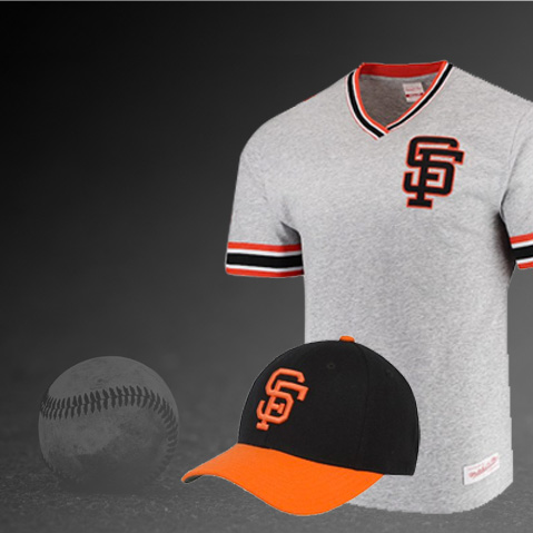 San Francisco Giants On-Field Vintage